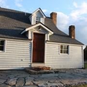 Historic Stationmaster's House Restored