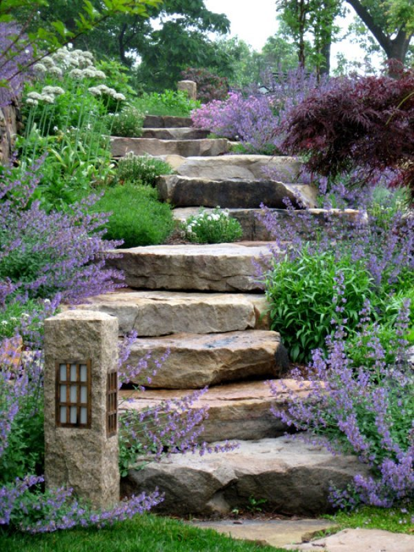 5 Amazing Garden Staircases - PergolaKitsUSA.com